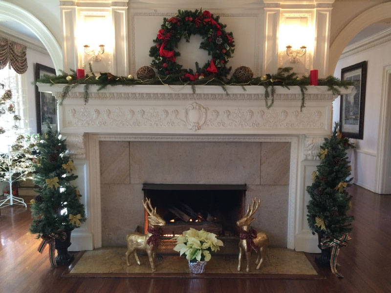 Holiday Open House and Christmas in Bel Air
