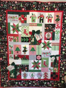 Glory Bees Quilt Display @ The Liriodendron Foundation | Bel Air | Maryland | United States