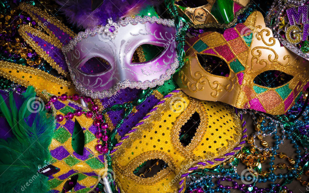 Murder at the Mansion: A Mardi Gras Mystery