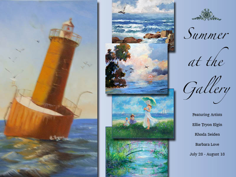 Summer at the Gallery
