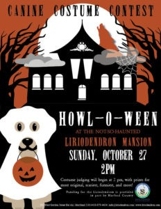 Howl-O-Ween Canine Costume Contest @ The Liriodendron Mansion