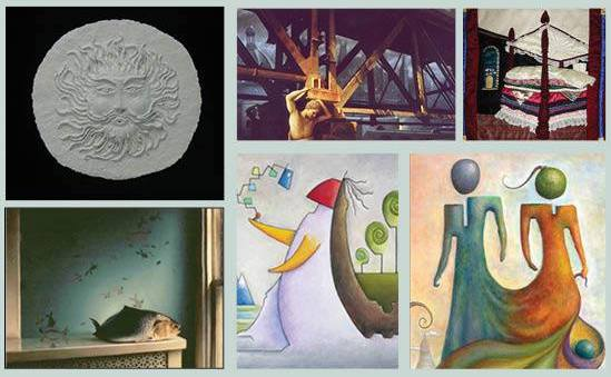 Multimedia Art Show