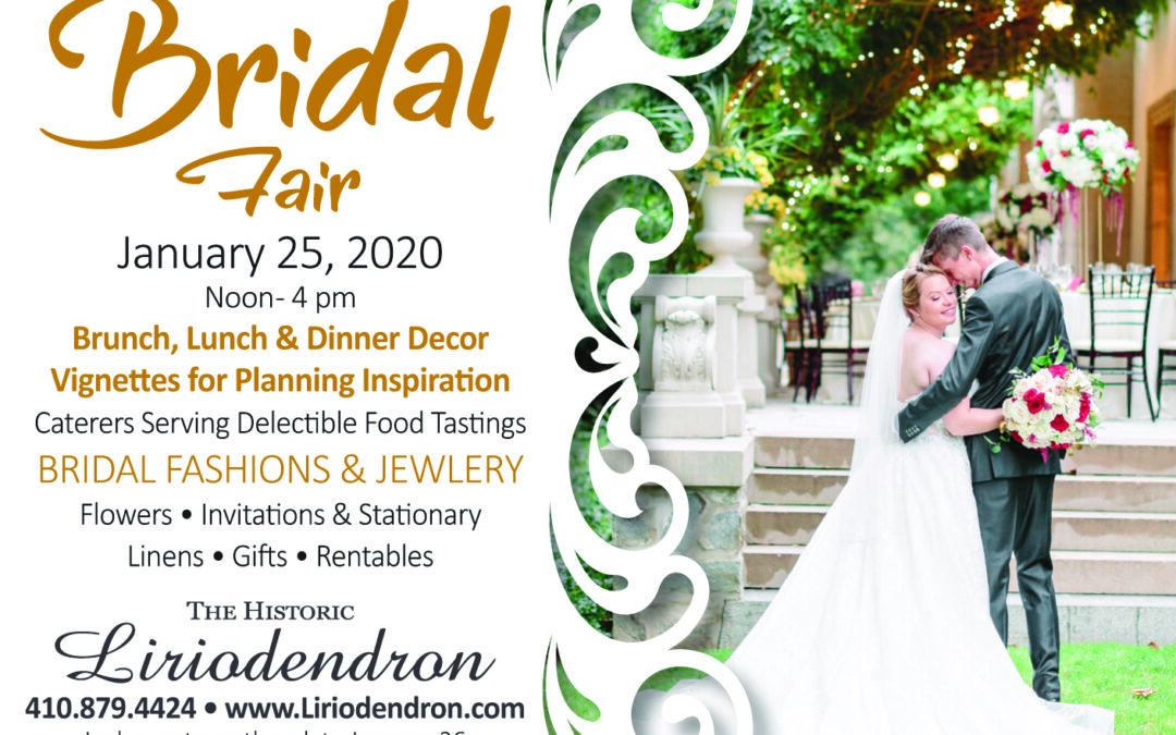 Bridal Fair at the Liriodendron