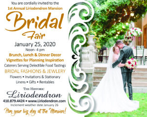 Bridal Fair at the Liriodendron @ The Liriodendron Mansion