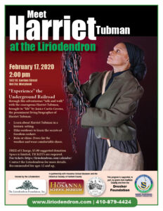Meet Harriet Tubman at the Liriodendron @ The Liriodendron Mansion