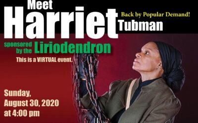 Online Event: Meet Harriet Tubman