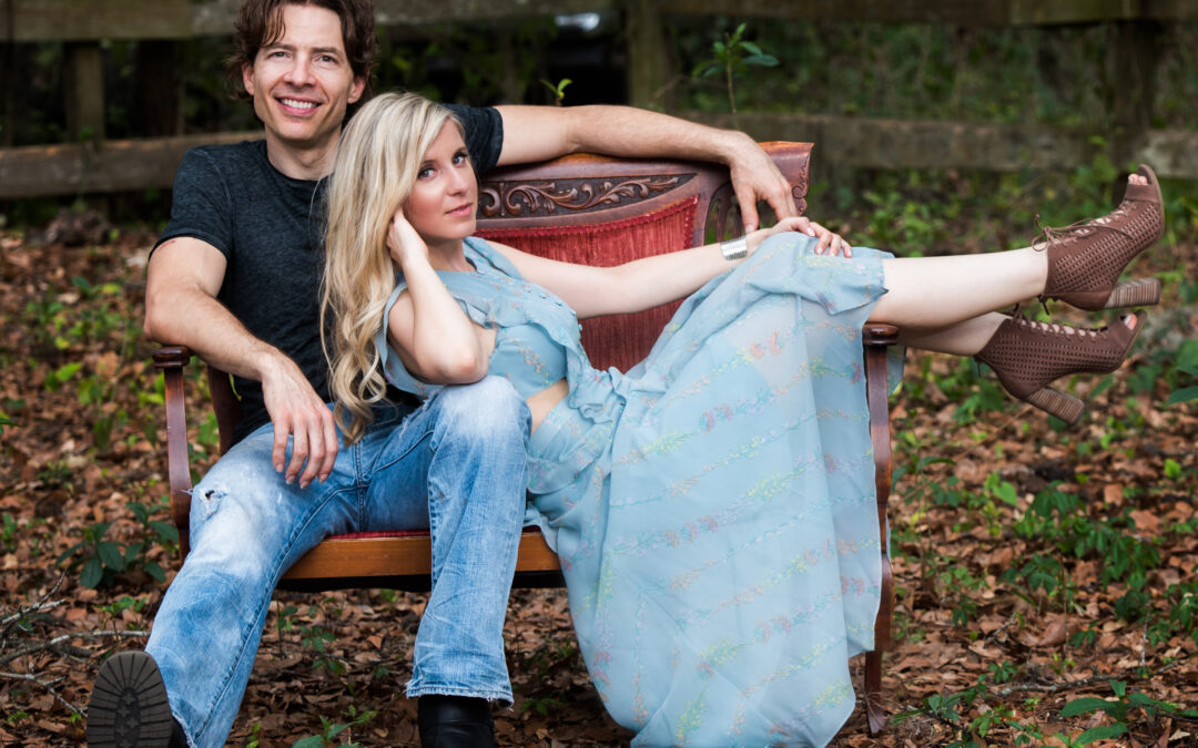 Postponed: Music at the Mansion Presents Swearingen & Kelli (Online Concert)