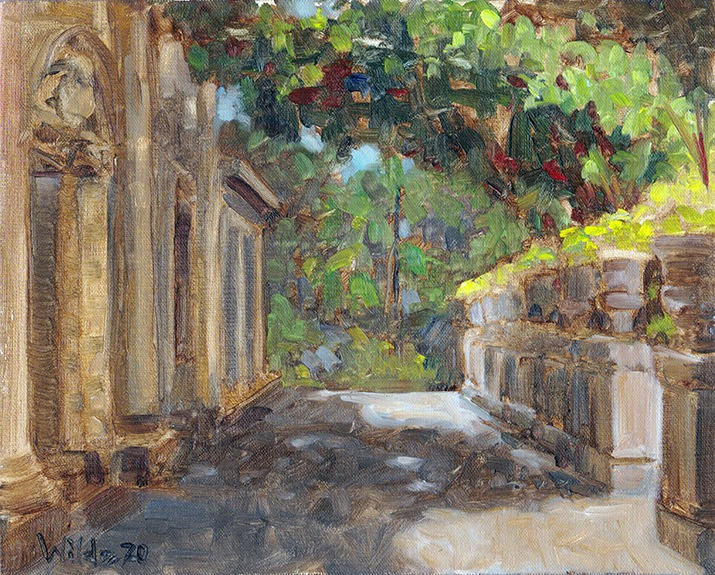 Exhibit: Works from The Maryland Center for the Arts' 6th Annual Harford Plein Air Painting Festival