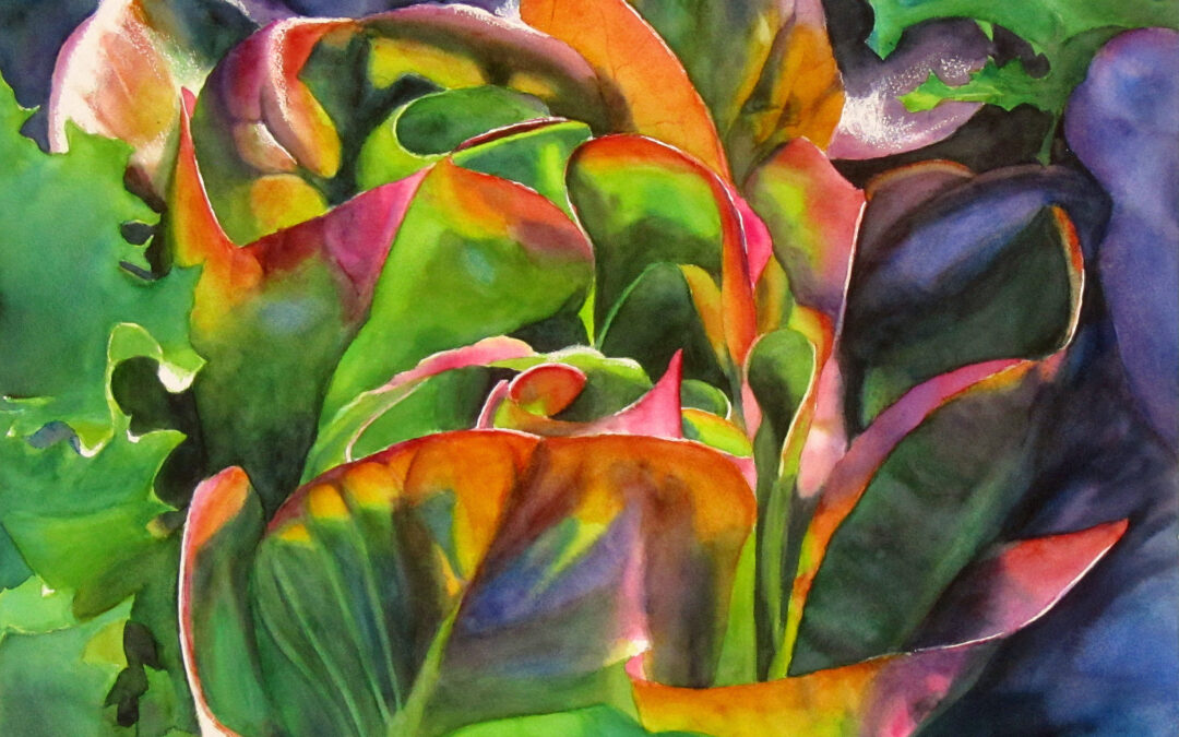 Exhibit – Liquid & Translucent: Watercolors