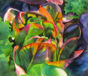 Exhibit - Liquid and Translucent: Watercolors @ The Liriodendron Mansion
