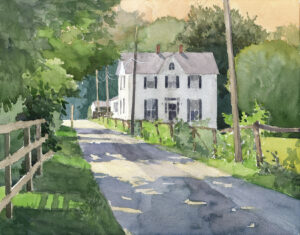 2021 Harford County Plein Air Painting Festival Exhibit @ The Liriodendron Mansion